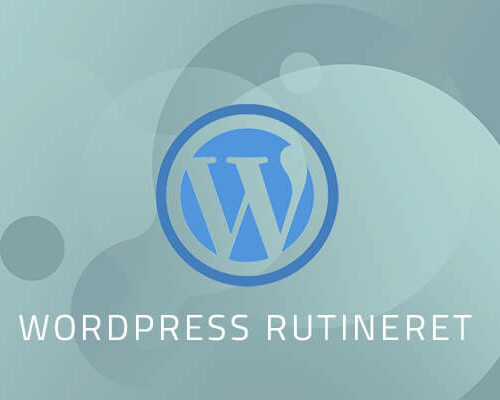 lær wordpress